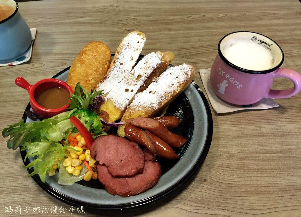 台中北屯美食|穅村- 新鮮豐富大份量 豪華早午餐套餐不到$200