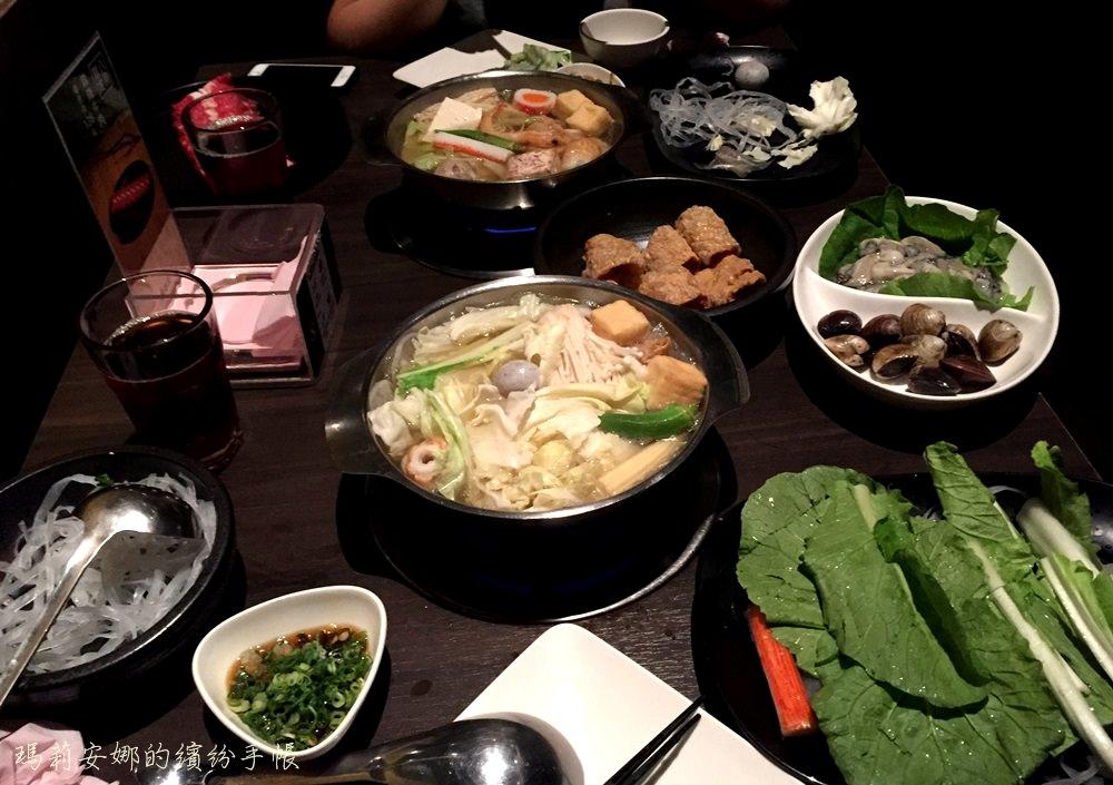 輕井澤鍋物漢口店|空間氣派 餐點平價 台中北區火鍋好選擇(附菜單)