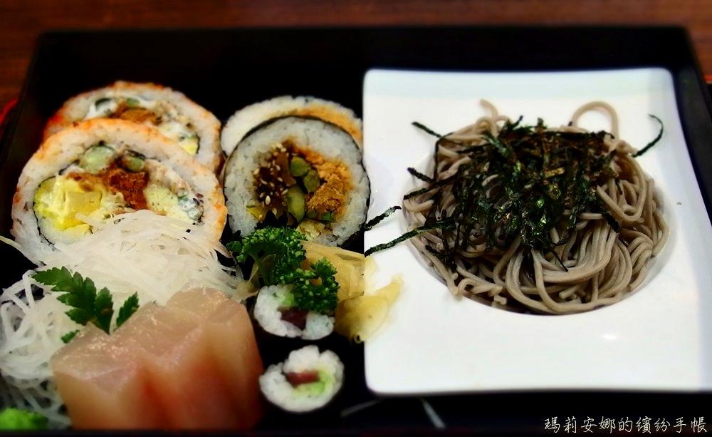 台中中區美食 水車日本料理-老店也過萬聖節