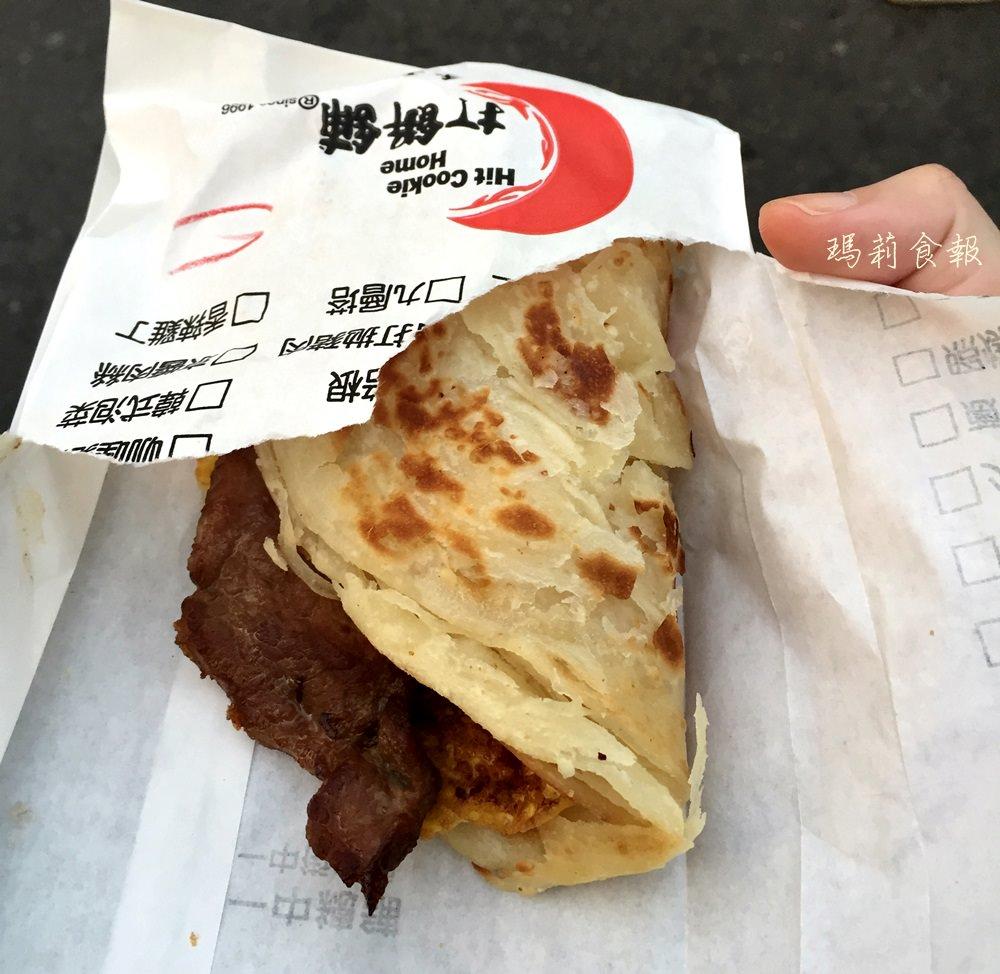 台中北區美食|打餅舖烙餅-口味豐富 高CP值的手工烙餅@ 一中商圈