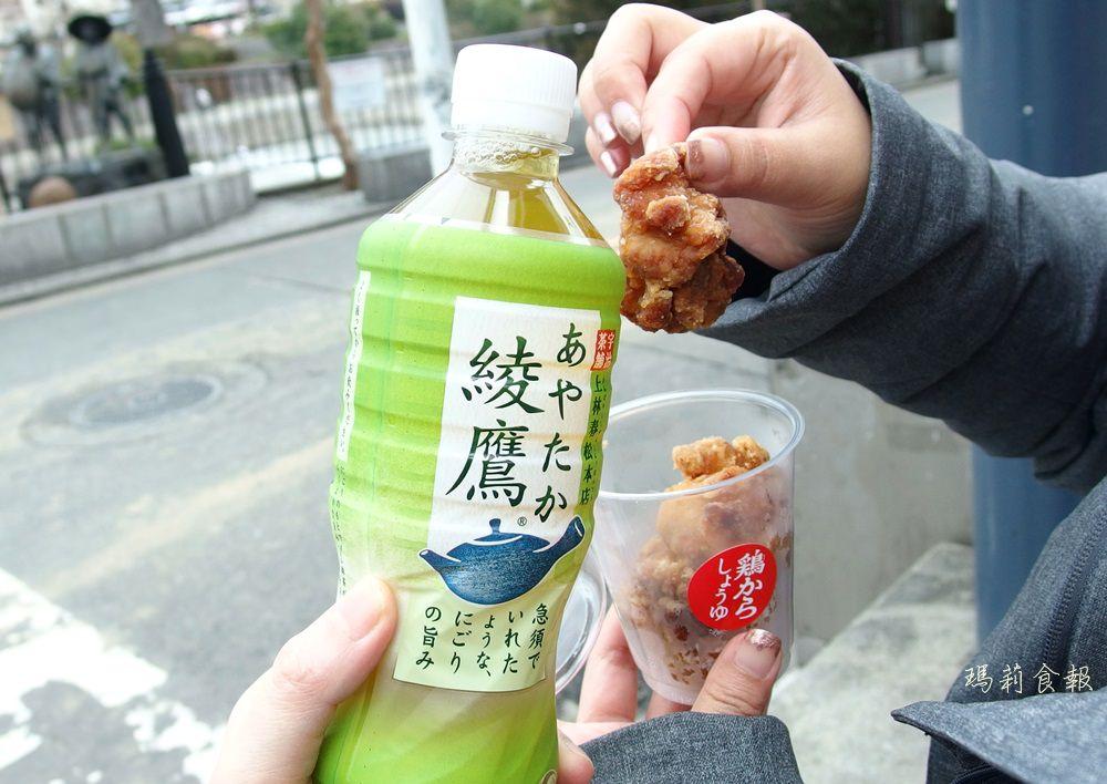 日本自助|LAWSON 炸雞塊(揚げ物) 日本旅行必吃小點心
