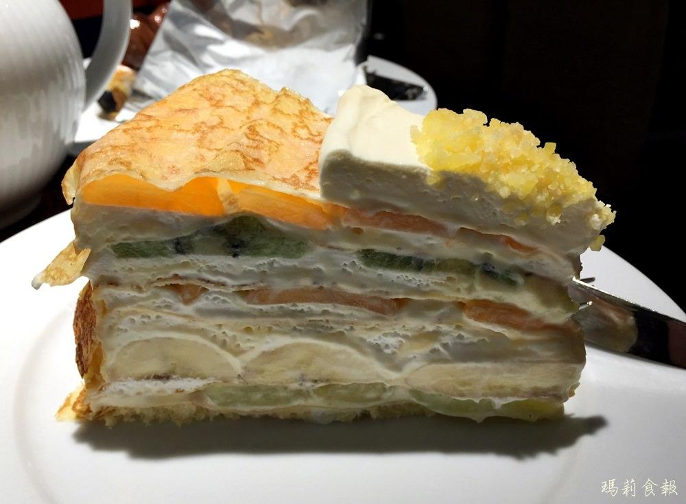 HARBS 東京新宿 水果千層蛋糕 清爽滑順好銷魂 日本必吃甜點