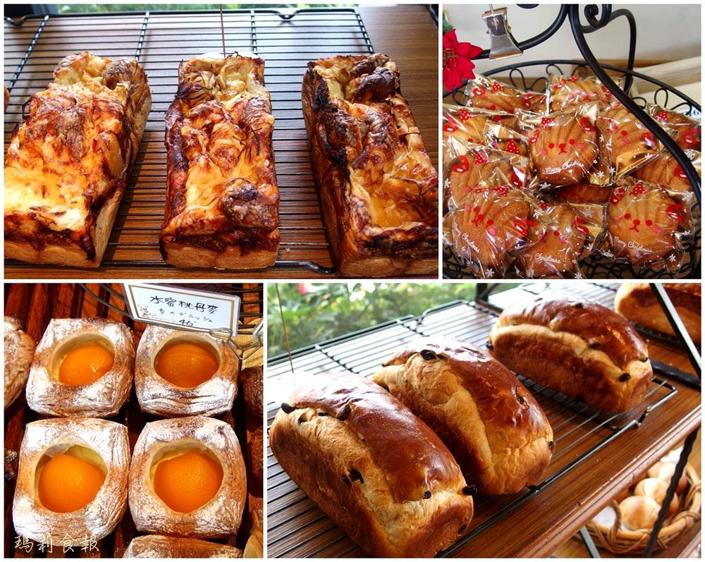 台中北區|拉波兒麵包 人氣蔥麵包 可頌等多樣高品質的健康麵包