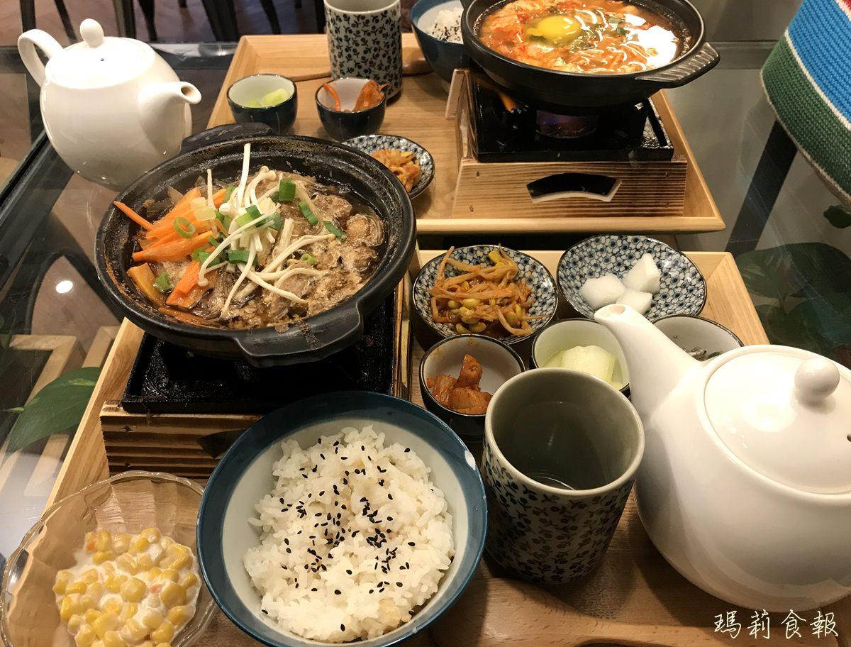 Mariko Kitchen|平價韓式料理 韓國樂天百貨名店在一中夜市