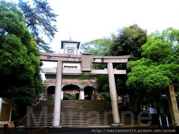 日本北陸自助|金澤-尾山神社