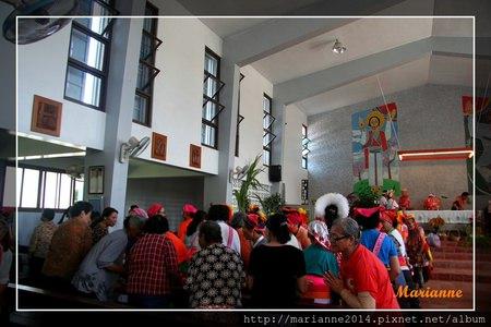收穫祭彌撒,上(13)