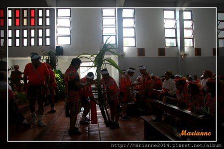 收穫祭彌撒,上(6)