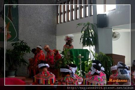 收穫祭彌撒,上(29)