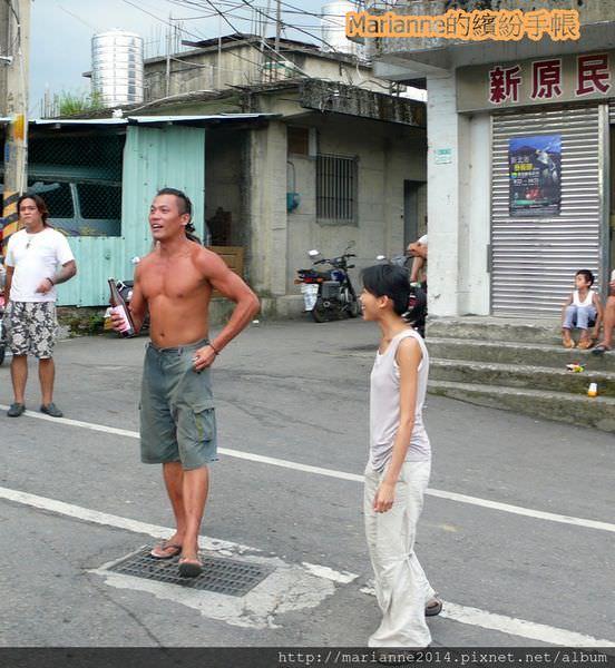 2010新北市藝術節in新店溪州部落 (12).JPG