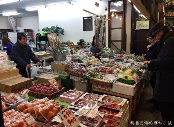 京都旅遊景點|錦市場-京都人的廚房,觀光客的朝聖地