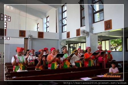 收穫祭彌撒,上(17)