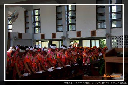 收穫祭彌撒,上(2)