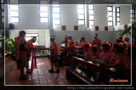 收穫祭彌撒,上(5)