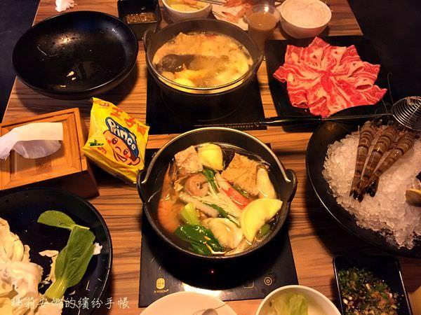 台中西屯美食|竹間精緻鍋物@台中店–新市府周邊美食